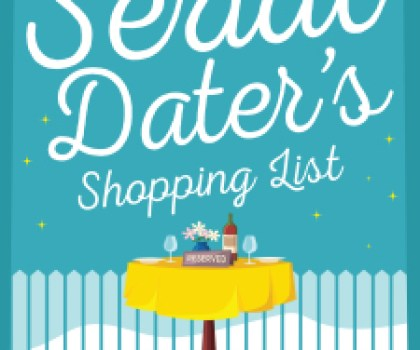 #BookReview of The Serial Dater's Shopping List by Morgen Bailey @morgenwriteruk @bombshellpub