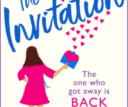 #BookReview of The Invitation by Keris Stainton @Keris @Bookouture @nholten40