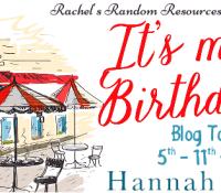 #BookBlitz of It's My Birthday by Hannah Pearl @HannahPearl_1 @rararesources