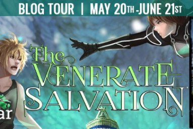 #BookReview of The Venerate Salvation by Troy Dukart @Venerate_Order @arnoldjaime13 @RockstarBkTours #giveaway