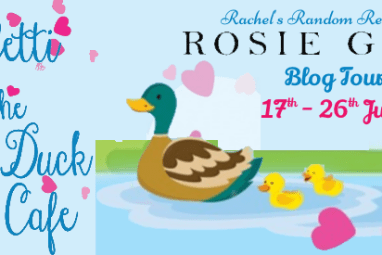 #BookReview of Confetti at the Little Duck Pond Café by Rosie Green @Rosie_Green1988 @rararesources #thelittleduckpondcafe