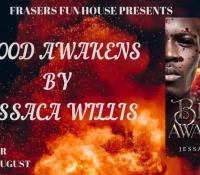 #Q&A with Jessaca Willis, author of Blood Awakens @jessacawillis @FrasersFunHouse #BloodAwakens #JessacaWillis #AwakenedSeries