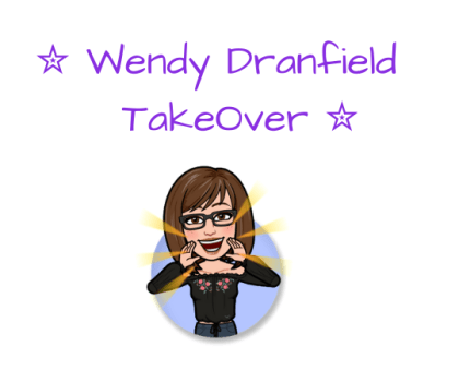 #AuthorTakeOver is here! Kicking it off with a Guest Post by Wendy Dranfield @WendyDranfield