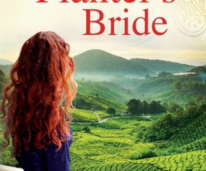The Tea Planter's Bride by Janet MacLeod Trotter @MacLeodTrotter @AmazonPub #BookReview #IndiaTea #TynesideSaga