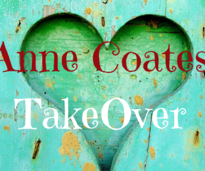 It's Here! The Day For A New #AuthorTakeOver. Hannah and Me by Anne Coates @Anne_Coates1 #GuestPost