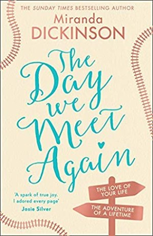 The Day We Meet Again by Miranda Dickinson @wurdsmyth @hqstories #BookReview #TheDayWeMeetAgain #NetGalley #Book621 #NetGalleyCountdown