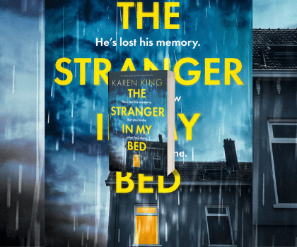The Stranger in My Bed by Karen King @karen_king @bookouture @nholten40 #BookReview #BooksonTour #Book609 #NetGalleyNovember #NetGalleyCountdown