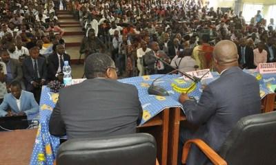 "11ème Tribune de Muzito ""RDC : Emergence à l'horizon 2030, illusion ou propagande?"" 15"