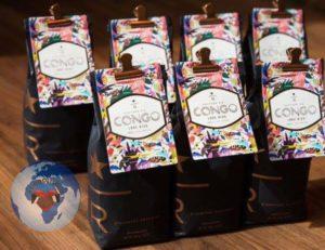 Le Café congolais vendu aux Etats - Unis et dans le monde. Ph. Tiers