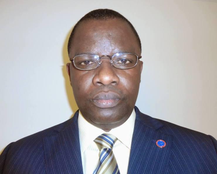 Isodore Kwandja Ngembo, auteur de la Tribune. Ph. Privée