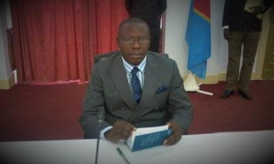 RDC : Haut-Katanga, le Gouv' Kazembe sur une chaise éjectable 1
