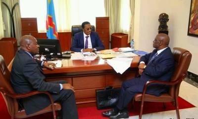 RDC : Tshibala s'apprête à signer le Décret instituant le Fonds d'assainissement de Kinshasa