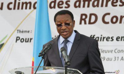 Tshibala : « Mon Gouvernement s'investit pour créer un environnement attractif à l'investissement privé »