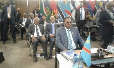 Bruno Tshibala : « La RDC est heureuse d'avoir obtenu tout ce qu'elle attendait de la SADC »