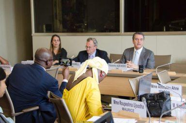 Genève : des journalistes africains en formation sur les enjeux du commerce mondial ! 2