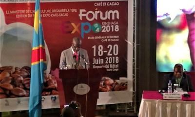 RDC: Forum Expo Café-Cacao, la FEC attend sept résultats concrets ! 7