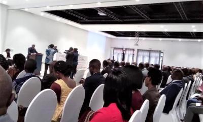 RDC : Pierre Kangudia ouvre le séminaire d'orientation budgétaire 2019 10