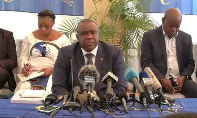RDC : première analyse de Bemba sur la situation économico-financière de l'Etat 10