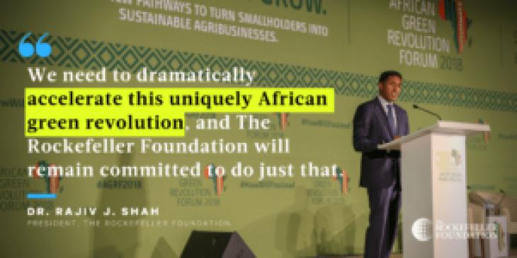 AGRF 2018 : comment l'Afrique peut-elle passer de l'agriculture de substance à l'agribusiness ? 4