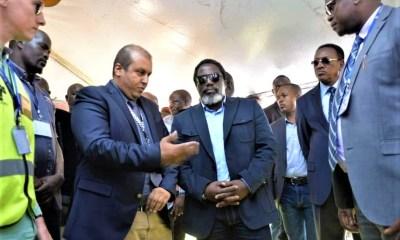RDC : le Groupe Forrest honoré par la visite du chef de l'Etat à Kolwezi 15