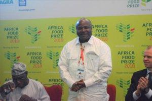 AGRF 2018: IITA, première institution à gagner l'Africa Food Prize 2
