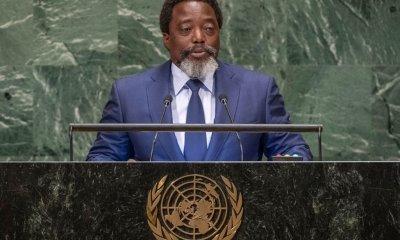 RDC : les trois points du plaidoyer de Joseph Kabila pour l'Afrique à l'ONU ! 10