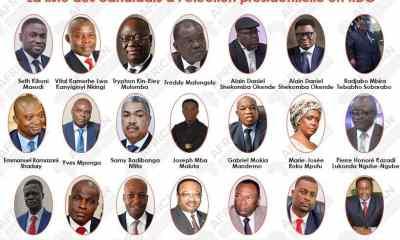 RDC : d'où proviennent vos trésors de campagne ? 6