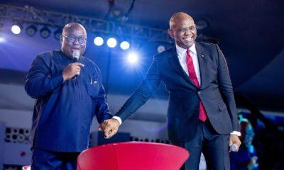 Afrique: Nana Akufo – Tony Elumelu, un dialogue motivateur pour la jeunesse! 4