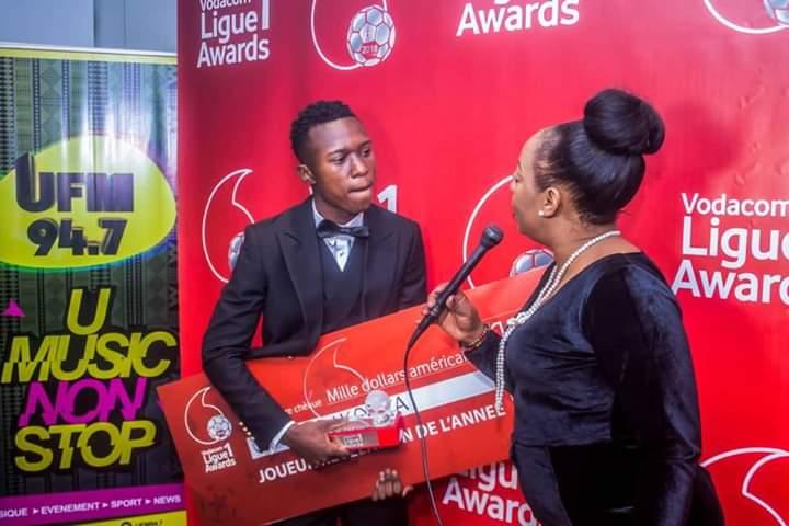 RDC: remise des prix aux meilleurs joueurs de Vodacom Ligue 1 2