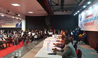 RDC : équipe «finances» de Shadary, des ONGs s'inquiètent mais le FCC rassure ! 5
