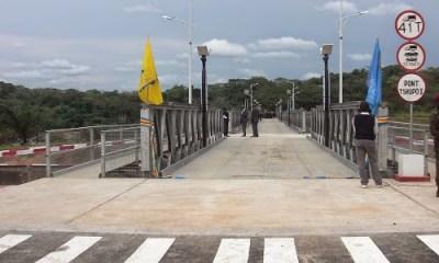 RDC : FPI finance 200 000 USD pour la construction d'un pont sur la rivière Lubunga (Tshopo) 1