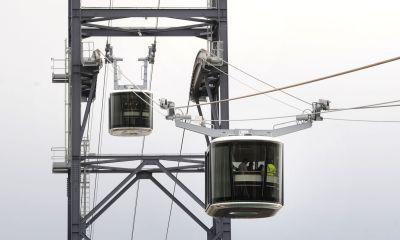 Kinshasa: 65 millions USD pour lancer deux lignes de transport par câble aérien 4