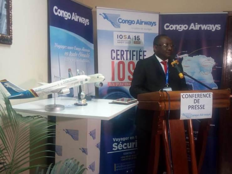 RDC : Congo Airways félicitée par le chef de l'Etat pour ses performances ! 2