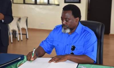 Joseph Kabila : « je vais m'occuper de mes fermes » 10
