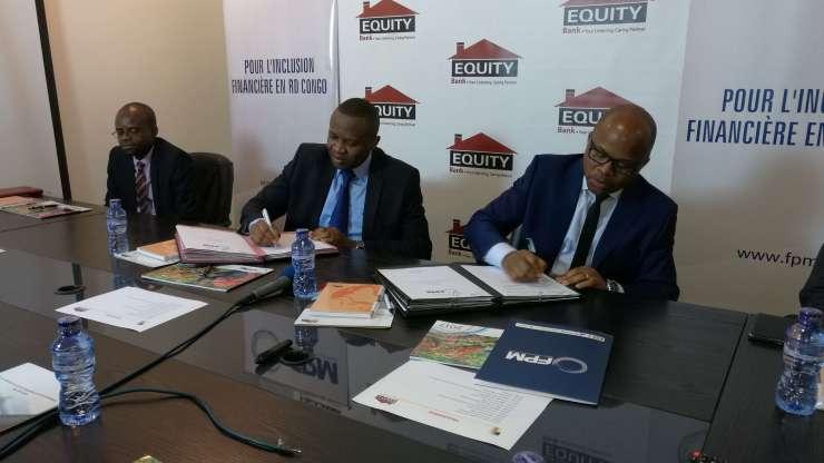 RDC : FPM - Equity Bank, un partenariat pour booster l'Agrobusiness 2