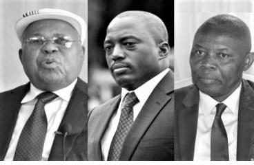 RDC: présidentielle 2018, un trio comme en 2011 1