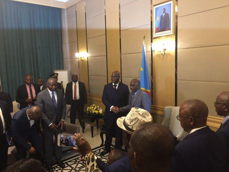 RDC : Félix Tshisekedi prend les commandes de l'Etat 2