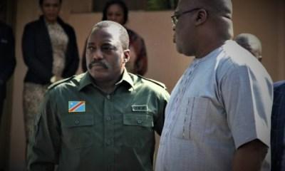 RDC: Tshisekedi - Kabila, le premier couac ! 8