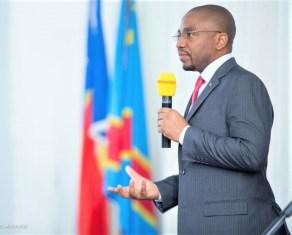 RDC: Patient Sayiba explique aux étudiants les enjeux de la gestion du fret 2