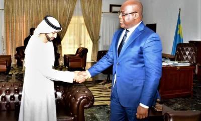 RDC: le prince Sheikh Ahmed souhaite investir dans l'énergie et l'agriculture 11