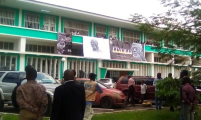 RDC : l'Académie des Beaux-Arts rend un dernier hommage à Alfred Liyolo ! 2