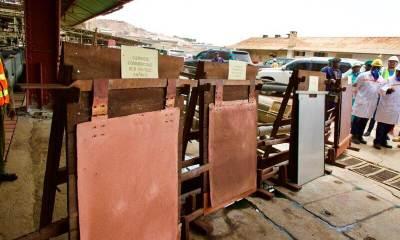 """RDC: Gécamines reprend la production du cuivre """"high grade"""" 1"""