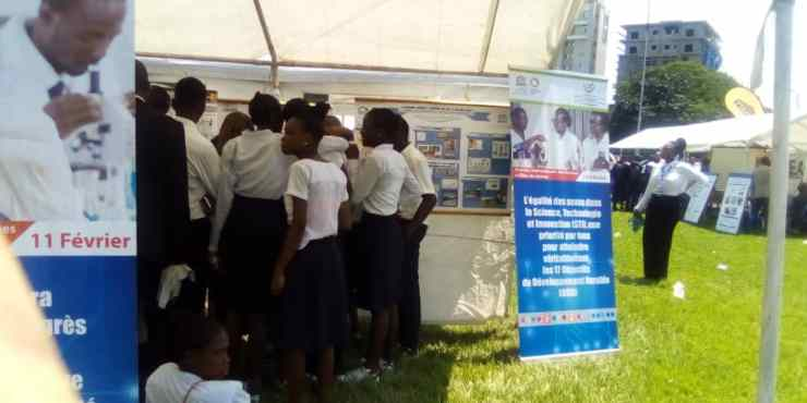 RDC : troisième journée de la Semaine de la science consacrée aux élèves ! 2