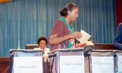 RDC : des élus du peuple votent six des sept membres du Bureau définitif 35
