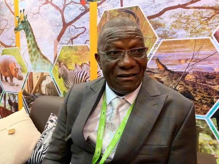 RDC : Daniel Kapend présente l'offre touristique du Lualaba à Indaba 2