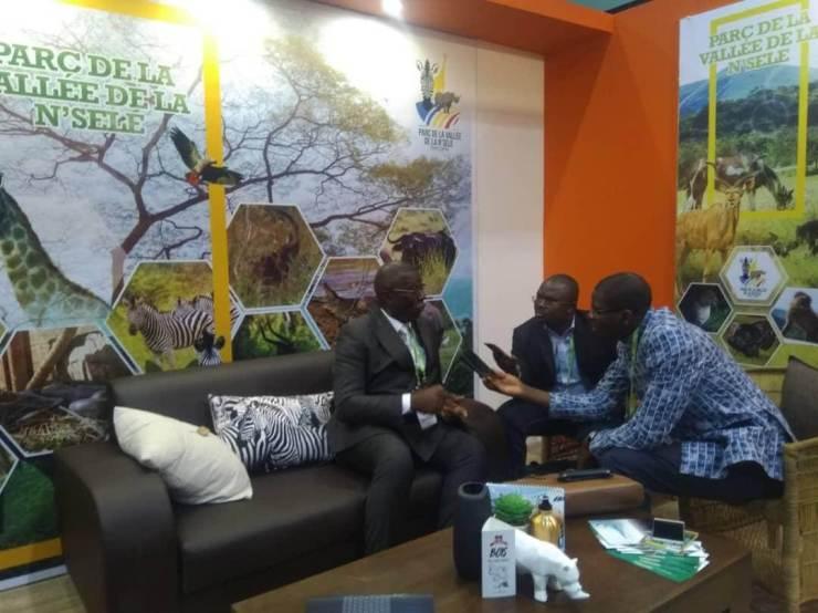 RDC : Daniel Kapend présente l'offre touristique du Lualaba à Indaba 3