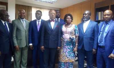 RDC : SONAS, le nouveau Comité dirigé par Bonyeme Ekofo s'installe ! 15