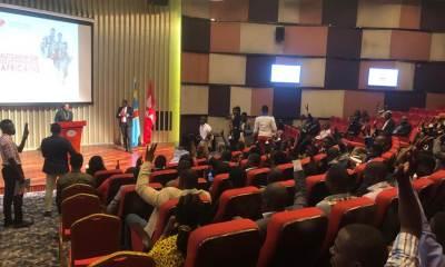 RDC : Fondation Tony Emumelu échange avec des jeunes entrepreneurs à Kinshasa 13