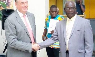RDC : éducation, la France désignée chef de file de partenaires techniques 9