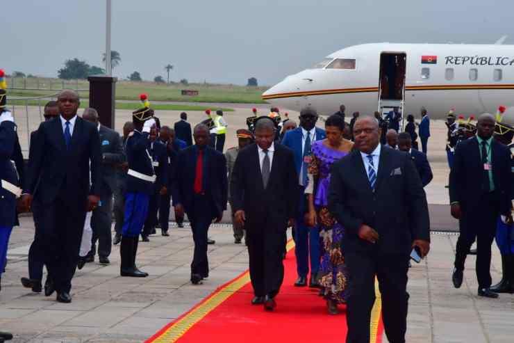 RDC: tripartite Tshisekedi-Kagame-Lorenço, des questions économiques à l'ordre du jour 2